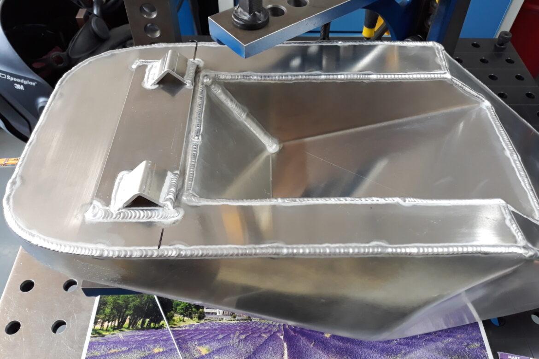 fabrication réservoir